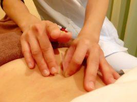 腰の鍼灸治療